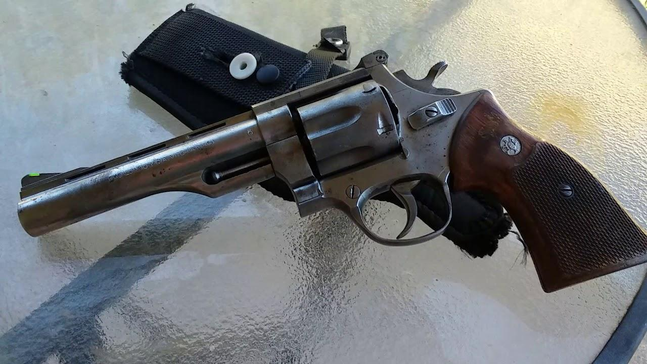 Llama Comanche revolver was produced in 3 variants
