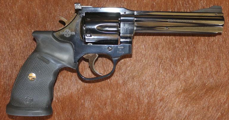 Manurhin MR 73 Revolver