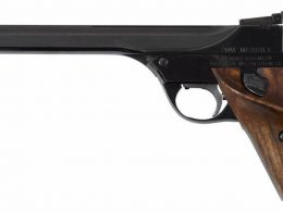 Merrill Single Shot Pistol