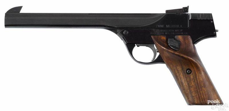 Merrill Single Shot Pistol