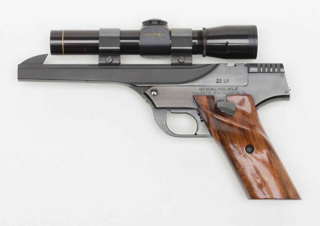 Rex-Merrill Single Shot Sportsman Model