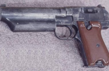 chinese type 64 silenced pistol