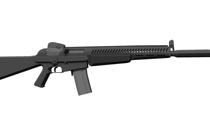 AAI Advanced Combat Rifle
