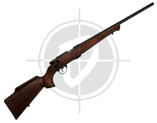 Anschutz model 54 silhouette rifle