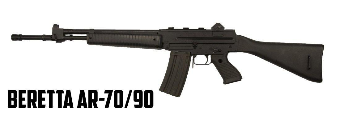 Beretta 70/90 System: Assault rifle AR70/90