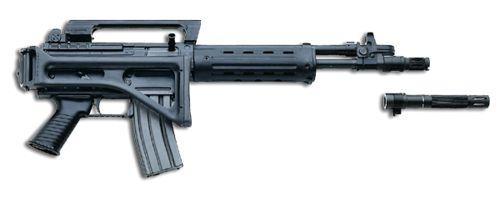 Beretta 70/90 System: Carbine SC70/90