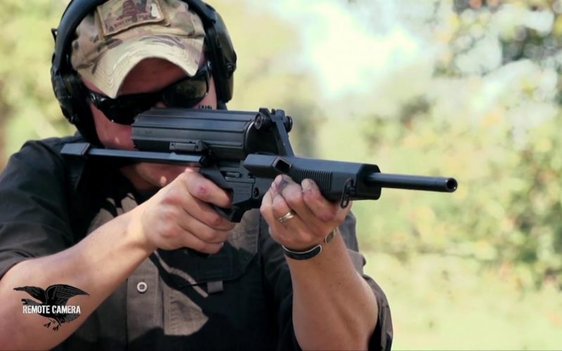 Calico M-900S Carbine is an assault rifle