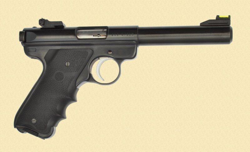 Ruger Mark II Auto Pistol Model Target
