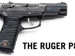 Ruger P89 pistol