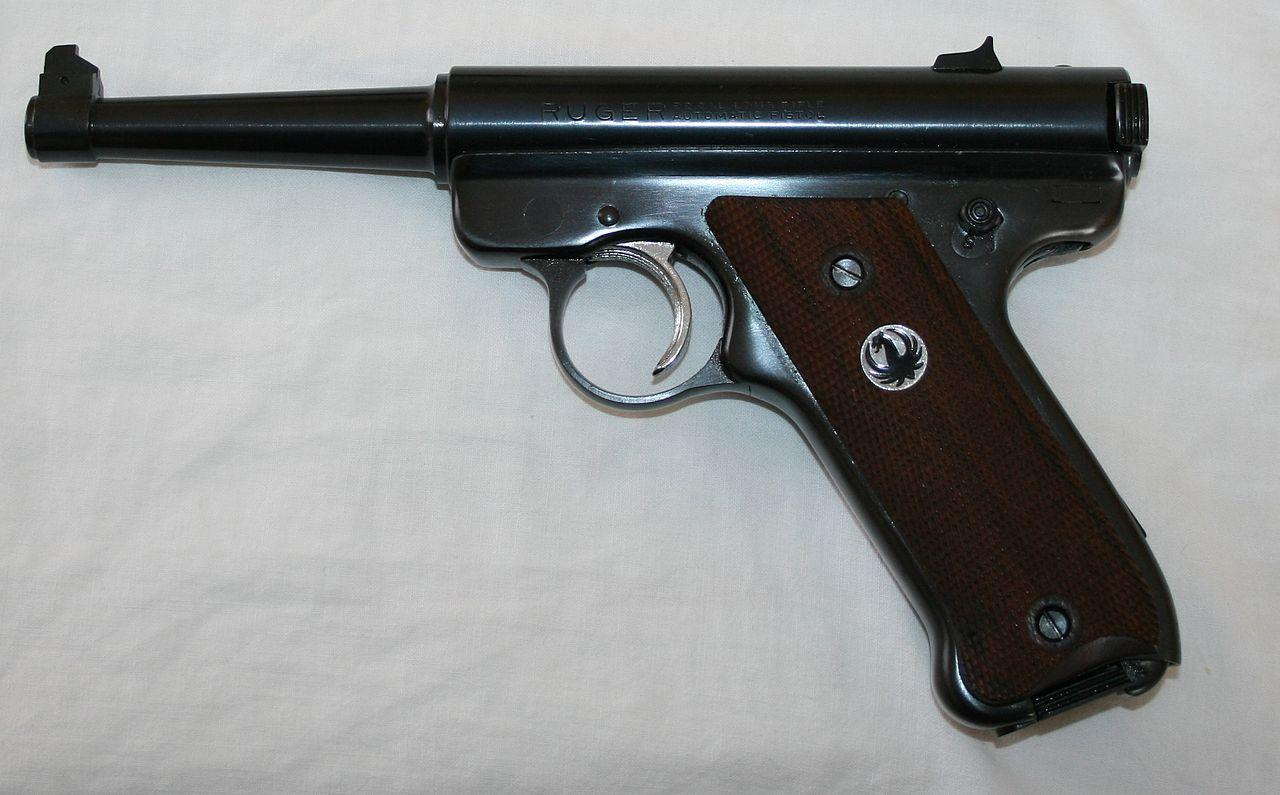 Ruger Standard .22 Automatic pistol
