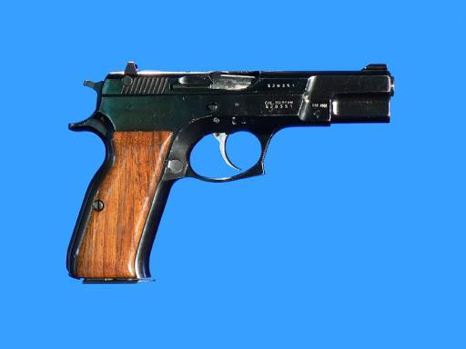 SAB G90 pistol