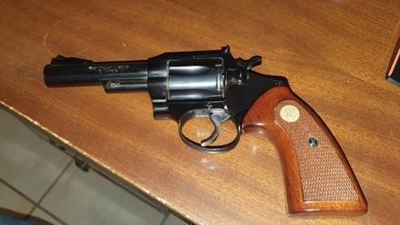 SAB Trident Super Revolver