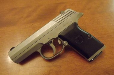 Italian M9 Resolver pistol manufactured in 1980's