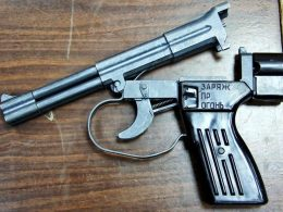 SPP-1 Underwater Pistol 4.5 mm