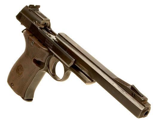 STAR FR Target Pistol