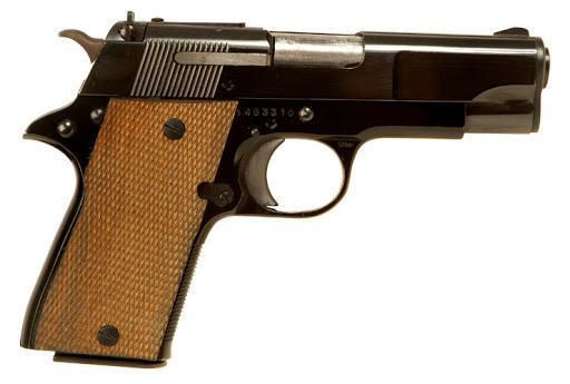 Echeverria's STAR PD pistol