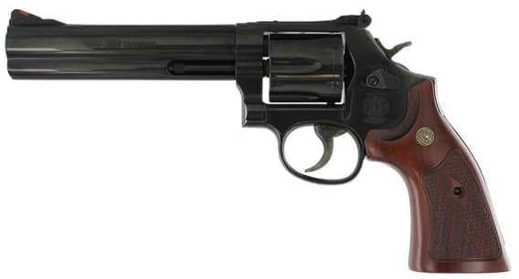 Smith & Wesson Model 586 Distinguished Combat Magnum