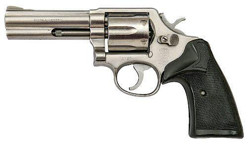 Smith & Wesson Model 681 Distinguished Combat Magnum