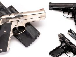 Smith & Wesson Third Generation Auto Pistols