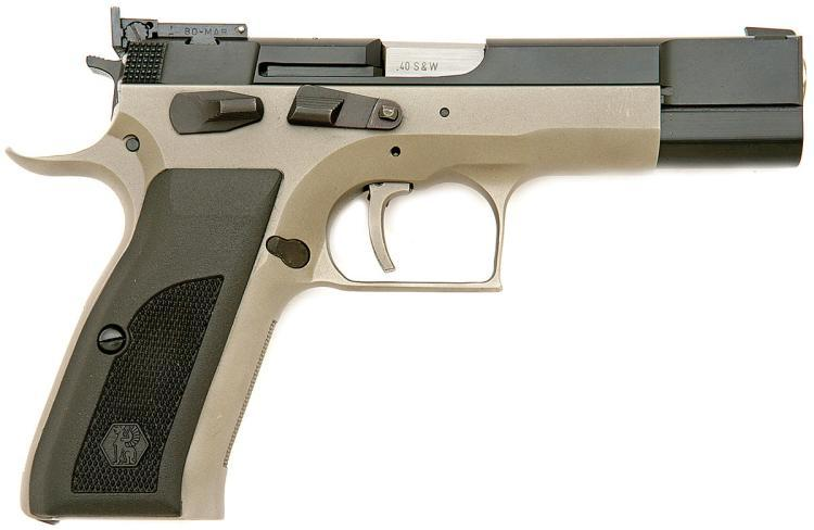 Sphinx AT-2000: A Swiss-made pistol