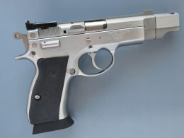 JSL Spitfire Mark II pistol is manufactured by JSL Ltd.