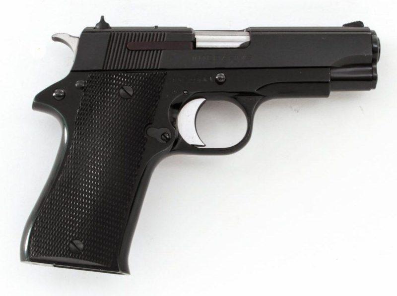 Spanish Star BKM pistol