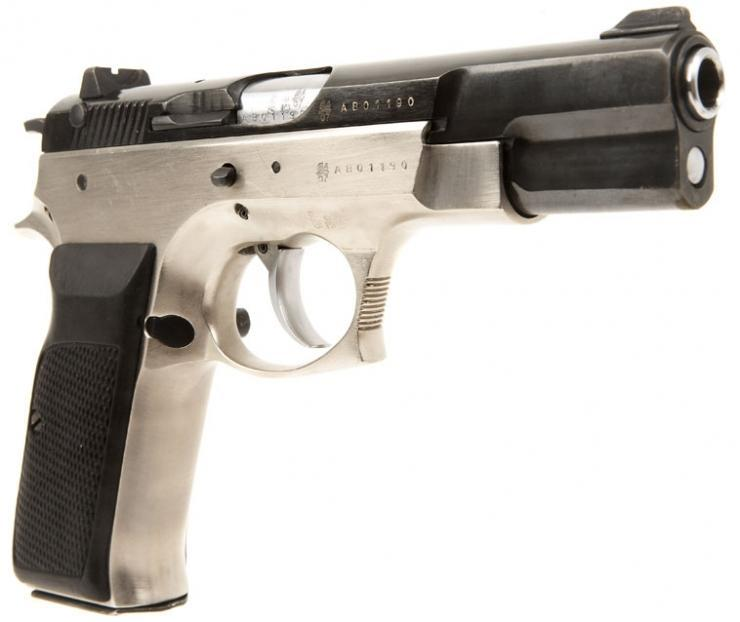 Tanfoglio TA 90 Standard edition chambered in 9 mm
