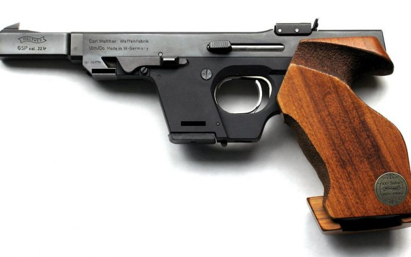Walther GSP: Sport Pistol for Standard Use