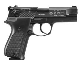 Walther P88: Walther's last metal-framed service handgun