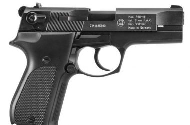 Walther P88: Walther's last metal-framed service handgun 4