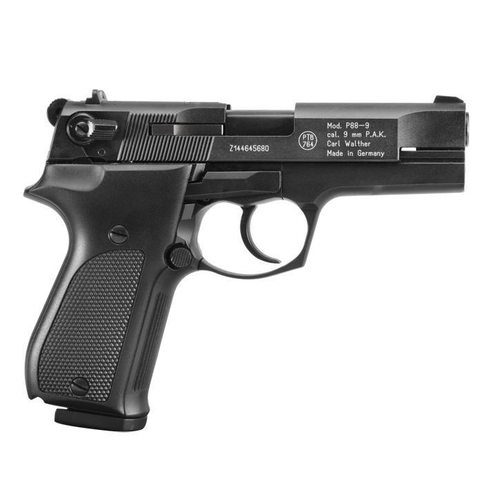 Walther P88: Walther's last metal-framed service handgun 2