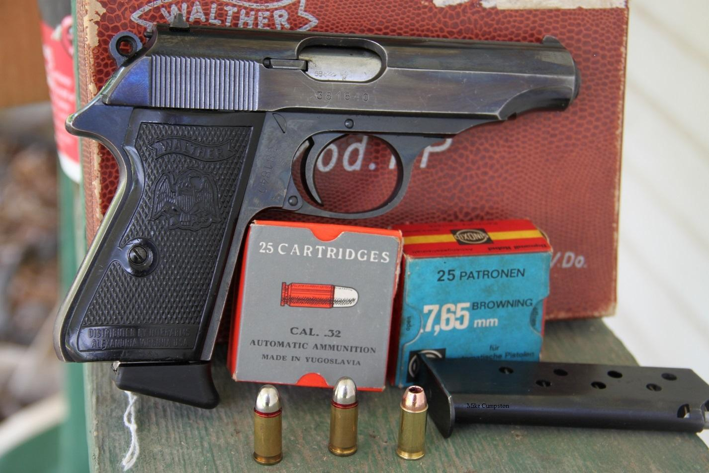 Walther PP: Blast From The Past