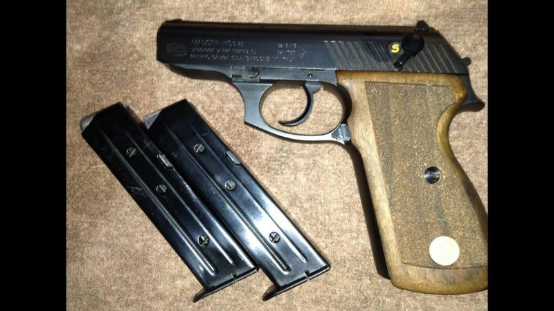 SAB HSc80 pistol
