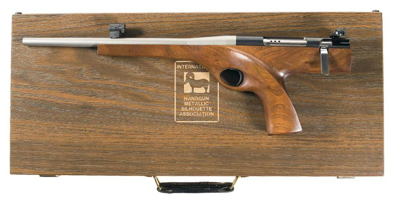 Wichita Mk. 40: Silhouette pistol 1