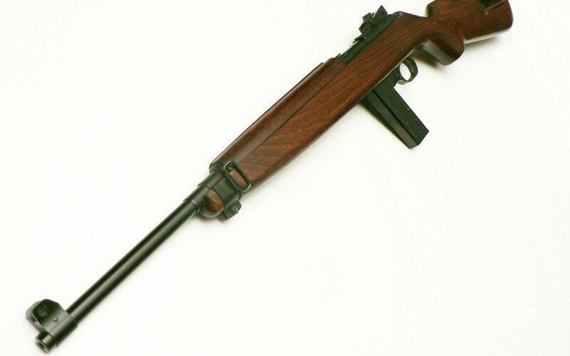 ERMA EM1 and ERMA EGM1 Carbines are German like copies of the legendary M1 Carbine