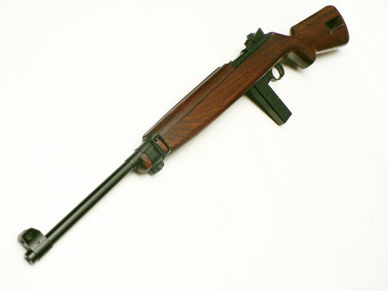 Erma EM1 and EGM1: A German copies of the M1 Carbine