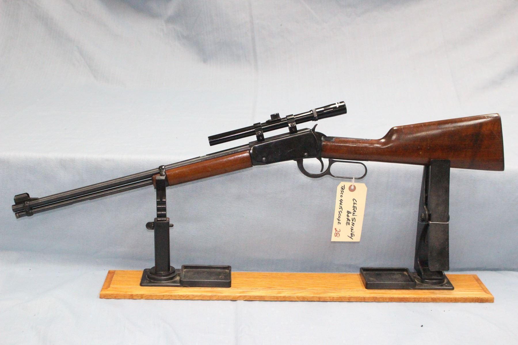 Erma EG73 with mounted scope