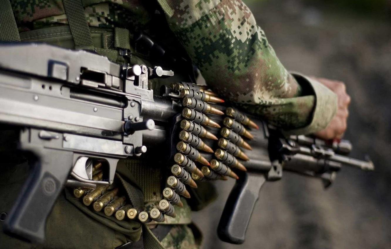 FN MAG Combat Load: How much ammo does an FN MAG gunner carry into battle?