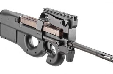 FN PS90: A commercial version of legendary FN P90 3