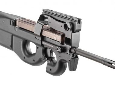 FN PS90: A commercial version of legendary FN P90