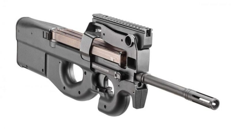 FN PS90: A commercial version of legendary FN P90 1