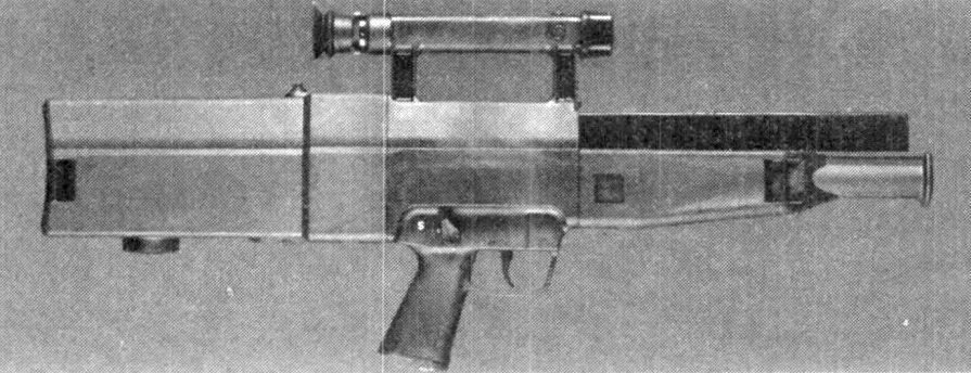 Heckler & Koch Advanced Combat Rifle (ACR) prototype
