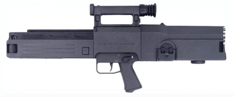 Heckler & Koch G11 revolutionary weapon