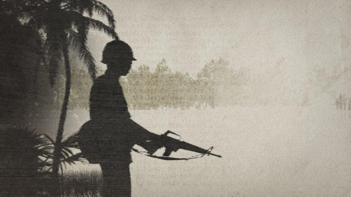 My Lai massacre, Sơn Mỹ, Quảng Ngãi Province, March 16, 1968