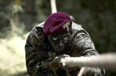 Which special forces has the absolute toughest training in the world?