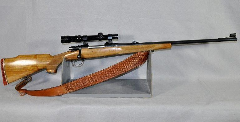 Musgrave Model 90 Deluxe chambered in .308 Winchester
