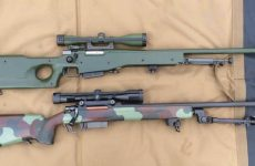 Parker Hale M85: Traditional Sniper in a Modern World