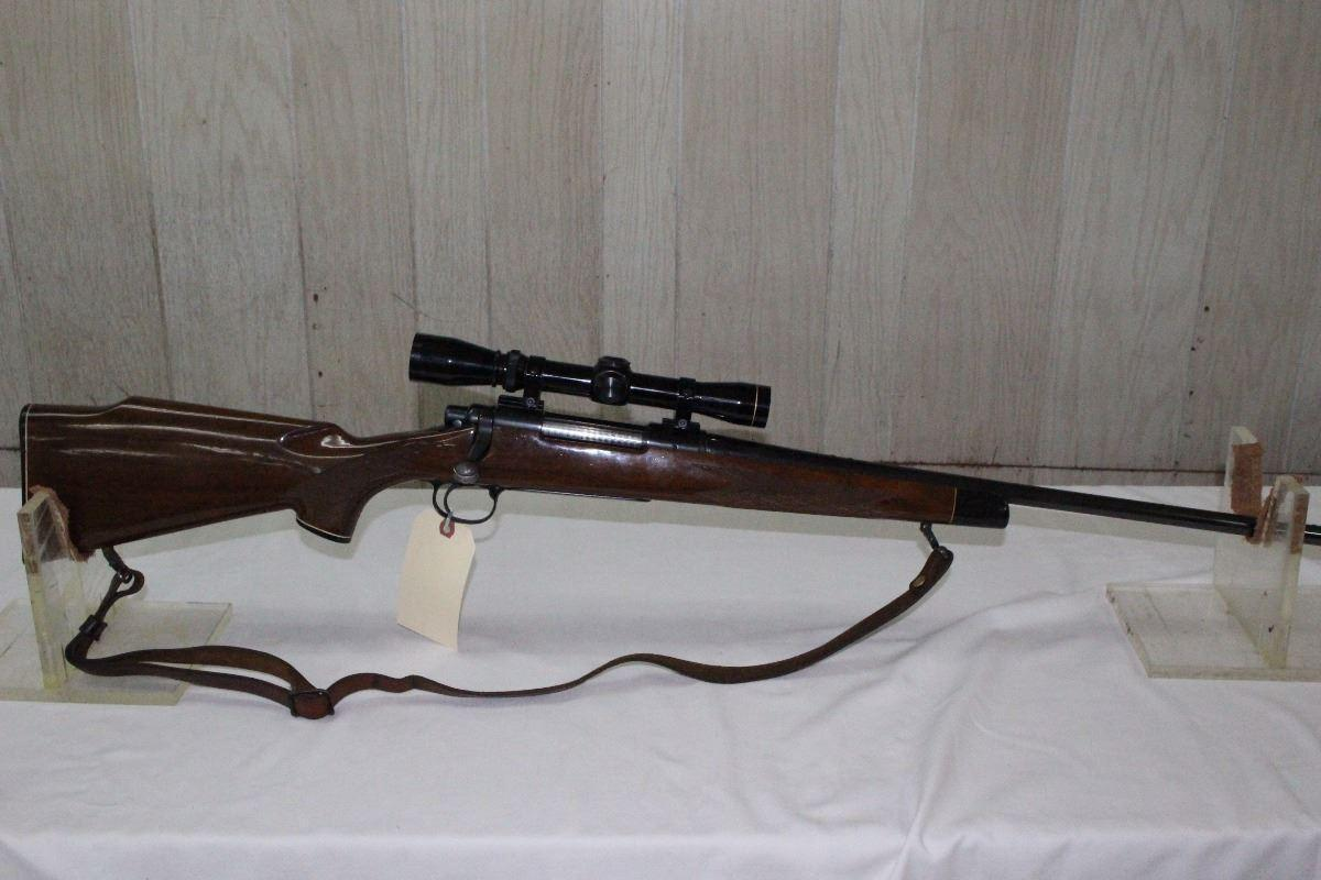 Remington Model 700 7mm Express with scope mounted