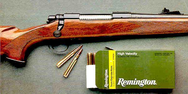 Remington Model 700 7mm Express