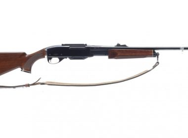 Remington Model Six Slide Action Rifle